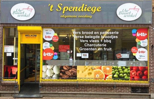 Spendige te Roesbrugge nieuw verkooppunt